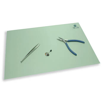 Watchmaker's Work Mat for Bench Top 130.374