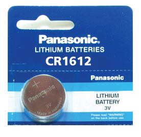 Panasonic Watch Batteries