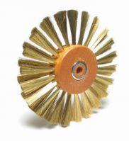 Brass Wire Scratch Brush Wheel