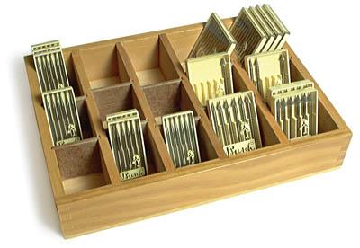 Bur Storage & Organizer