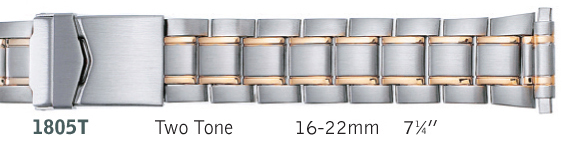 Sport Style Watch Bands | Cas-Ker Jewelers Supplies