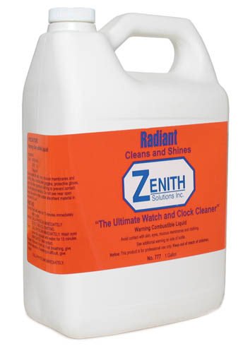 Zenith Cleaning Solution