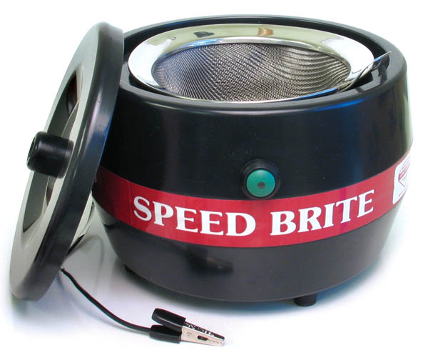 Ionic Cleaner by Speed Brite 230.650