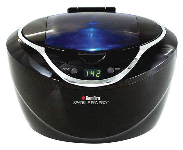 GemOro Ultrasonic Cleaner