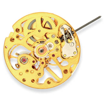 Watch Movement | Cas-Ker | Mechanical
