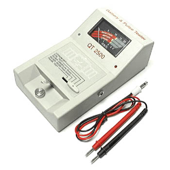 Watch Battery & Pulse Tester