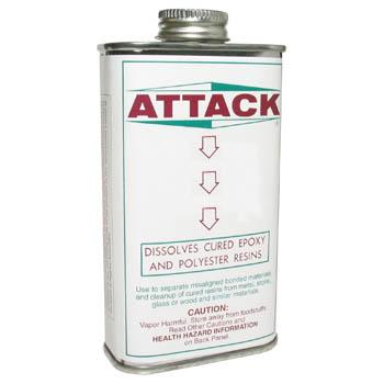 Attack Glue Dissolver