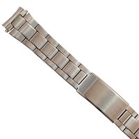 SS Link Watch Band from Cask-Ker