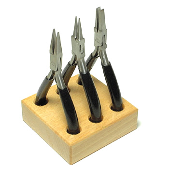 Swiss Made Pliers and Stand 460.030