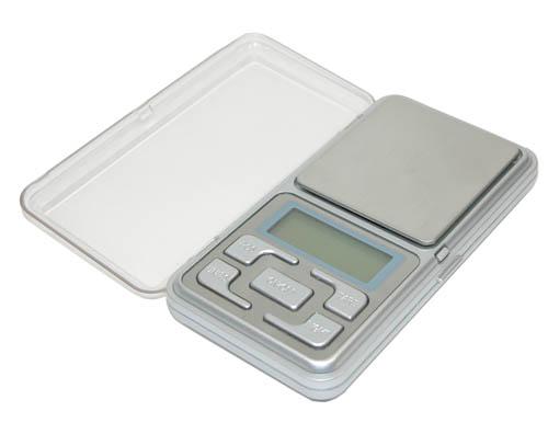 Grobet 500 Gram Pocket Scale
