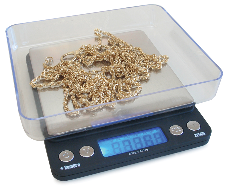 Jeweler's Scale | GemOro