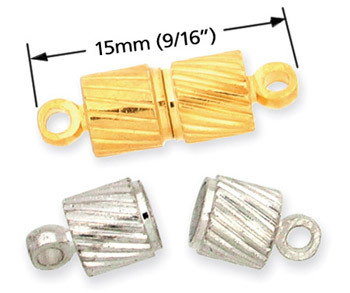 Jeweler's Findings | Jewelry Making Supplies | Magnetic Clasp