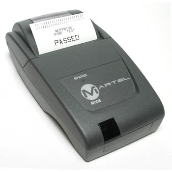 Martel Thermal Printer for Witschi Testers