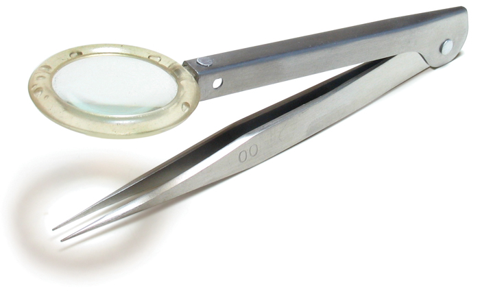 Jewelers & Watchmakers Tweezers from Cas-Ker