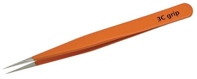Orange Tweezers #3C