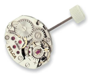Watch Movement from Cas-Ker