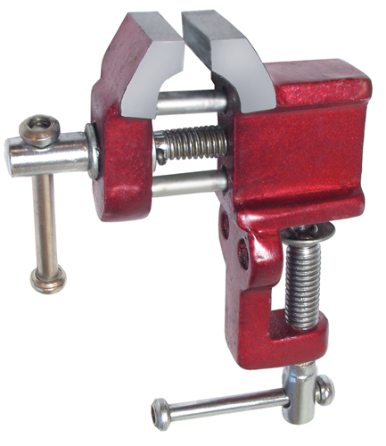 Watchmaker & Jeweler Mini Bench Vise