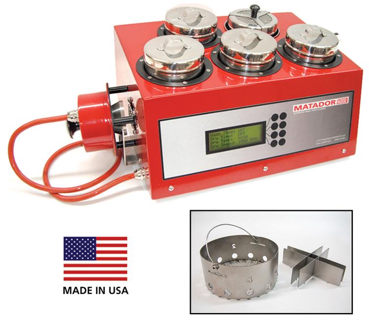 MATADOR 4000 Watch Cleaning Machine