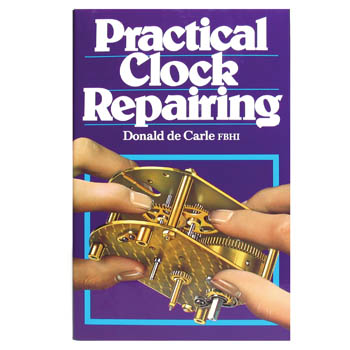 Practical Clock Repairing Book