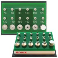 Horia Pump Pushers and Anvils B4 Set
