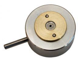 Oscillating Weight Holder for Bolt Installation