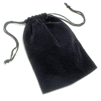 Drawstring Jewelry Pouch from Cas-Ker