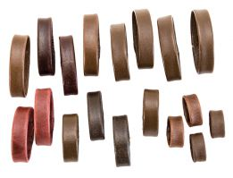 Watch Strap Keeper Assortment from Cas-Ker Co.