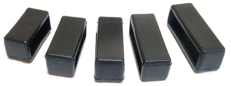Strap Keepers from CasKer