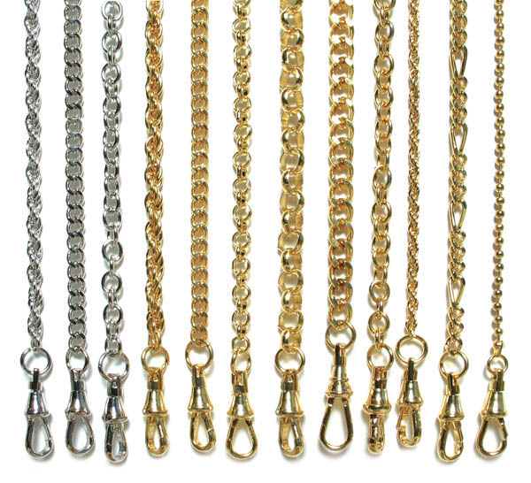 Cas-Ker Pocket Watch Chain