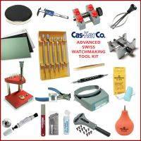 Swiss Watch Tool Kit