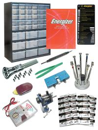 Energizer Watch Battery Kit