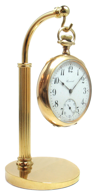Pocket Watch Display Stand from Cas-Ker