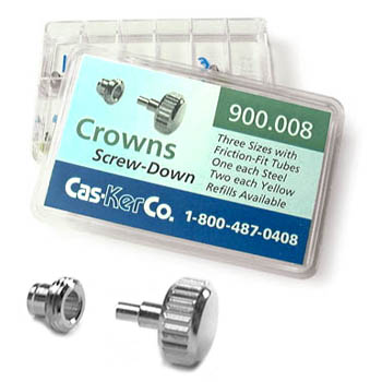 Watch Crowns from Cas-Ker