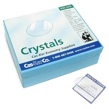 Sapphire Watch Crystals
