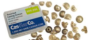 Wrist Watch Casing Screws from Cas-Ker