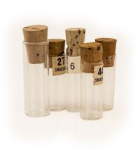 Vintage Glass Bottles  958