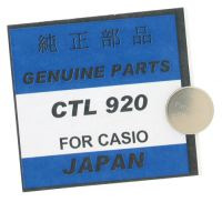 Casio Watch Battery CTL920