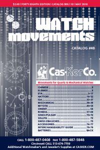 Cas-Ker Watch Movements Catalog 48