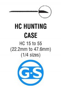 G-S Hunting Case Crystal