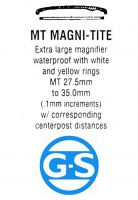 G-S MT Plastic Watch Crystal