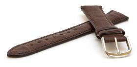 Chestnut Alligator Strap Sale