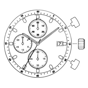 Miyota Movement for Watchmakers