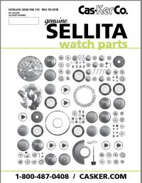 Cas-Ker Catalog of Sellita Watch Parts