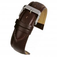 Padded Leather Watch Strap W921