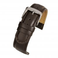 XL Padded Watchstrap Brown WX155P