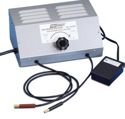 Pro-Craft� Electric Soldering Machine