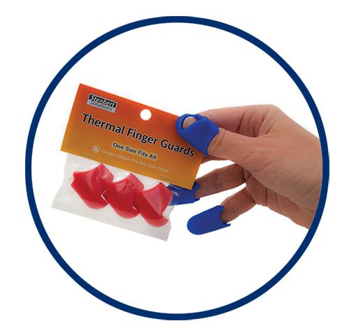 Thermal Finger Guards from Casker.com