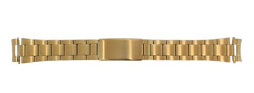 Yellow SS Link Bracelet from Cas-Ker