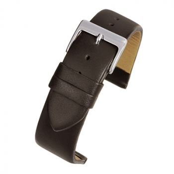 Brown Leather Watch Strap W105