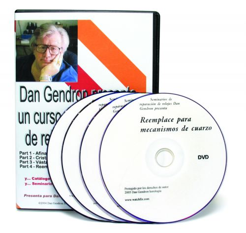 Don Gendron DVD Series